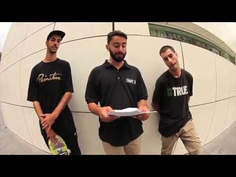 King Of Macba - Marek Zaprazny VS Cristian Vannella. Battle 11 - Macba Life