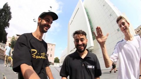 King Of Macba - Marek Zaprazny VS Mikel Vidal. Battle 7 - Macba Life