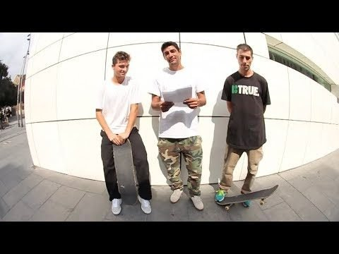 King Of Macba - Pol Catena VS Cristian Vannella. Battle 5 - Macba Life