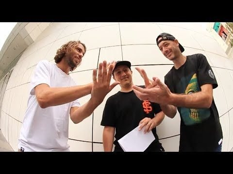 King Of Macba - Titi Gormit VS Jesús Fernández - Macba Life