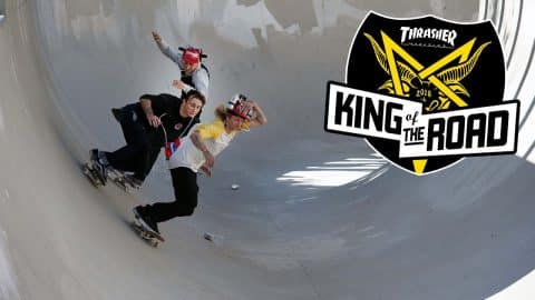 King of the Road 2016: Webisode 1 - ThrasherMagazine