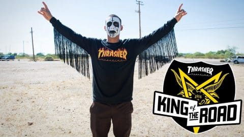 King of the Road 2016: Webisode 5 - ThrasherMagazine