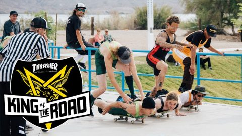 King of the Road 2016: Webisode 6 - ThrasherMagazine