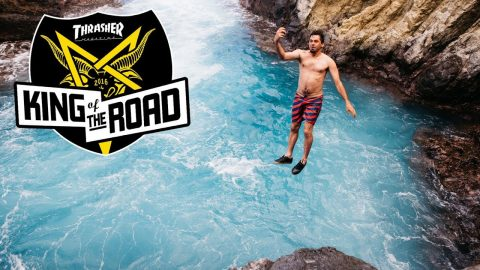 King of the Road 2016: Webisode 9 - ThrasherMagazine