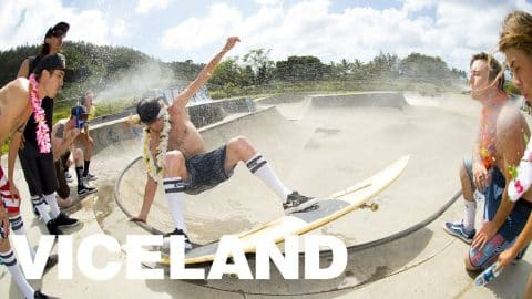 KING OF THE ROAD returns June 8th on VICELAND - VICELAND