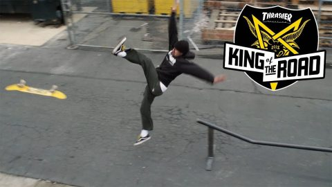 King of the Road Season 3: Andy's Big Slam | ThrasherMagazine