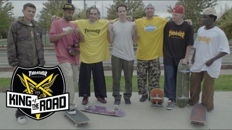 King of the Road Season 3: Big Pants, Small Wheels | ThrasherMagazine
