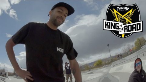 King of the Road Season 3: Chima Ferguson Profile | ThrasherMagazine