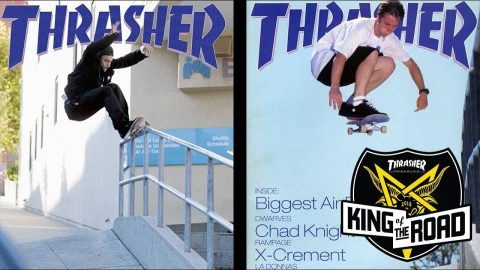 King of the Road Season 3: Episode 4 Teaser | ThrasherMagazine