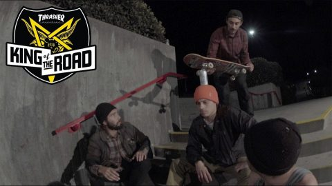 King of the Road Season 3: Good Ol' Beer Bonk | ThrasherMagazine