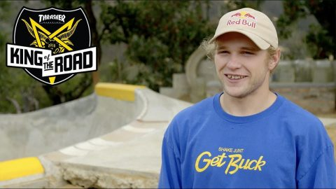 King of the Road Season 3: Jamie Foy Profile | ThrasherMagazine