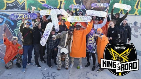 King of the Road Season 3: Webisode 4 (2018) | ThrasherMagazine