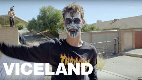 KING OF THE ROAD Skater Profile: ENJOI - Ben Raemers - VICELAND