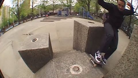Kirian Stone - Skating Is Easy | Pete Spooner