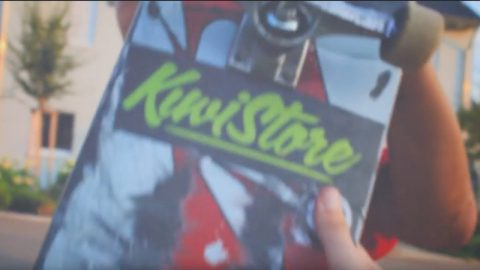 "Kiwistore Reutlingen ""Check den Move"" 