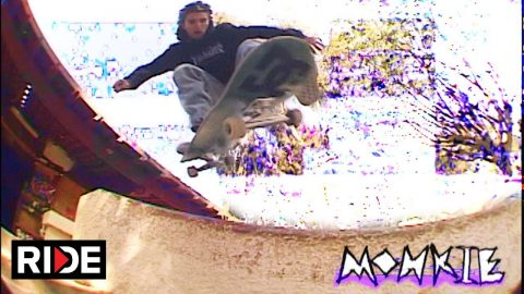 Koby Dvorak in Mohkie 2 | RIDE Channel