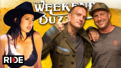 Kris Markovich & Neal Mims: Gator's Car, Looting, Polo Model, Rosa! Weekend Buzz ep. 104 pt. 2