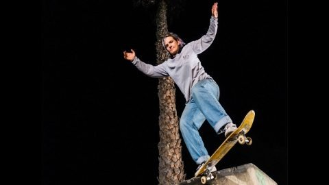 Kristin Ebeling's Pump On This Part SK8RATS | sk8rat