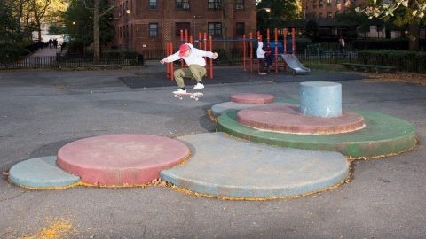Krooked in NYC Video - ThrasherMagazine