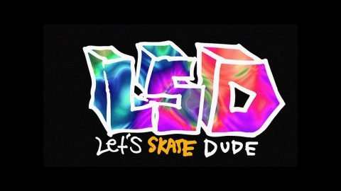 KROOKED LSD - LET'S SKATE DUDE | Krooked Skateboarding