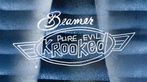 Krooked Skateboarding Pure Evil Bird Beamer | Krooked Skateboarding