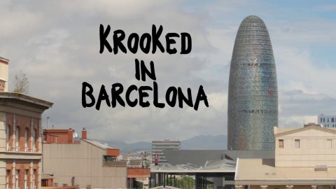 Krooked Team in Barcelona : LSD Bonus Edit - Krooked Skateboarding