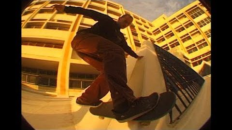 Kuba Koszel 'Raw Hide Video' Part | Raw Hide