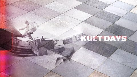 KULT DAYS | Pocket Skateboard Magazine