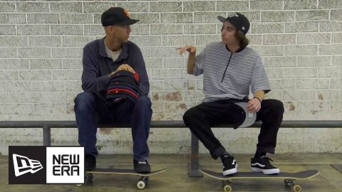 Kyle Walker and Andrew Reynolds | New Era Cap - New Era Cap