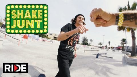 Kyle Walker Ride or Die - Shake Junt - RIDE Channel