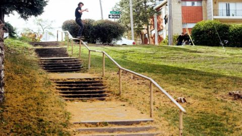 "Kyle Walkers ""No Other Way"" RAW FILES - ThrasherMagazine"