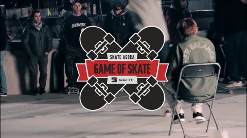La Playa Skate 2018: Game of SKATE by SEAT | elpatincom