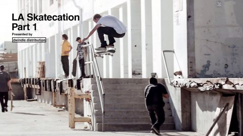 LA Skatecation - Dwindle Distribution