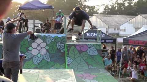 Laborchid Day 2018 | Mini Ramp Jam | Finals | Powell Peralta