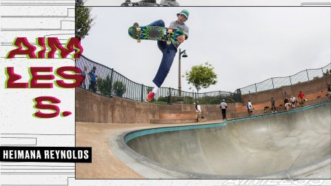 Laid Back Living with Heimana Reynolds | Aimless Episode 17 | Dew Tour