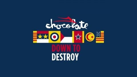 "Lakai and Chocolate ""Down to Destroy"" 