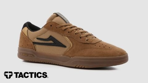 Lakai Atlantic Skate Shoes Review - Tactics | Tactics Boardshop