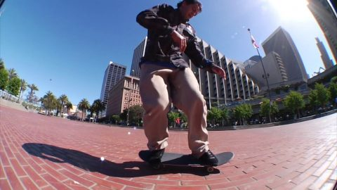 Lakai in San Francisco for the Cambridge | Lakai Footwear