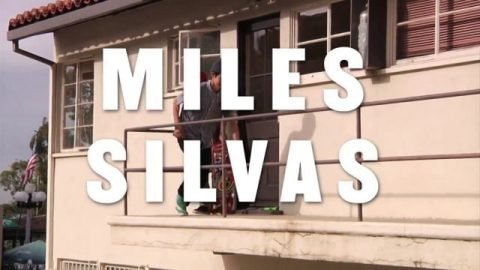 LAKAI MILES SILVAS / GRIFFIN FEATURE | Lakai Footwear