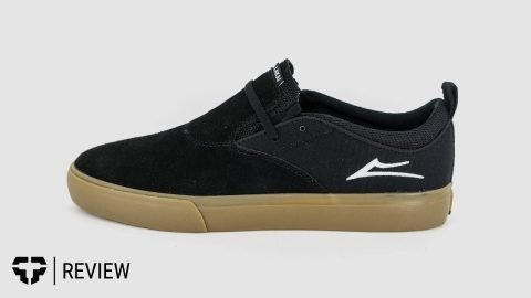 Lakai Riley 2 Skate Shoe Review- Tactics | Tactics Boardshop