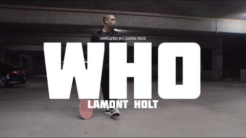 Lamont Holt - Who (Official Music Video) | Lamont Holt