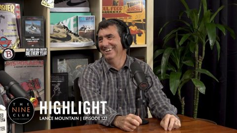"Lance Mountain Talking About Neil Blender ""The Fakie Everybody"" 