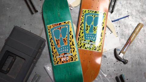 Lance Mountain - Vato Ltd. Edition | Flip Skateboards