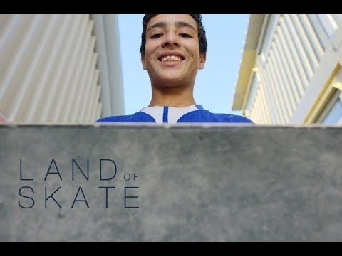 Land of Skate - Meet Ahmed - Skateistan