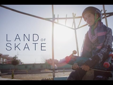 Land of Skate - Meet Latifa - Skateistan