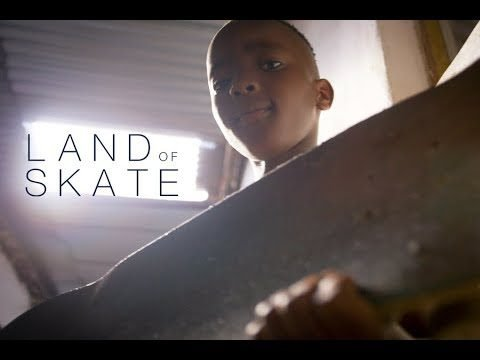 Land of Skate - Meet Soso - Skateistan