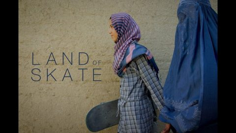 Land of Skate (Official Trailer) - Skateistan