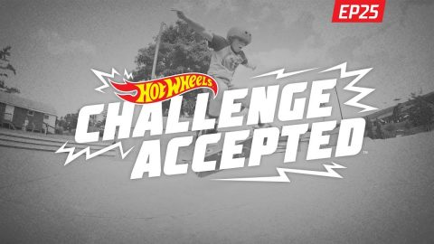 Land Will's Line - Hot Wheels Challenge Accepted | Woodward Camp