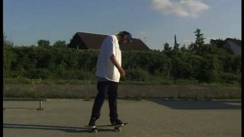 Landshut Skateboarding - Sketchy First Try | Schund BLN