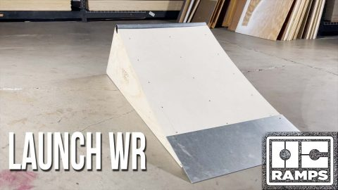 Launch Ramp WR - by OC Ramps | OC Ramps